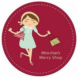 [Mira Chan's Merry Shop] Giảm giá 10% các loại mỹ phẩm
