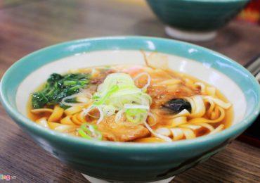 Top 5 món mì của Nhật được yêu thích nhất