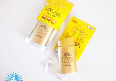 Nhân dịp nắng nóng bàn về kem chống nắng số 1 Nhật Bản – Shiseido Anessa