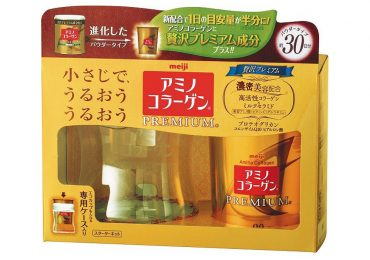 MEIJI New Amino Collagen Premium