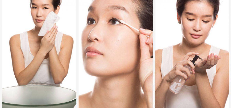 Quy trình 10 bước chăm sóc da của Hàn Quốc