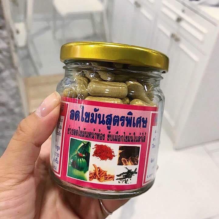 thuốc giảm cân đông y Thái Lan