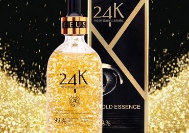 Dưỡng da bằng tinh chất vàng 24k có tốt không?