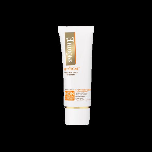 Smooth E Physical White Babyface UV Expert SPF 50 PA