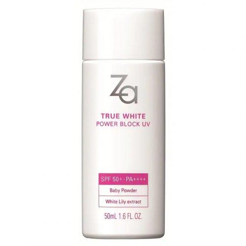 Za True White EX Power Block UV SPF50 + PA ++++