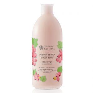 Oriental PrincessOriental Beauty Sweet Berry Body Lotion