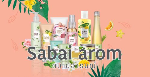 Review Sabai Arom – thương hiệu mỹ phẩm thiên nhiên Thái Lan