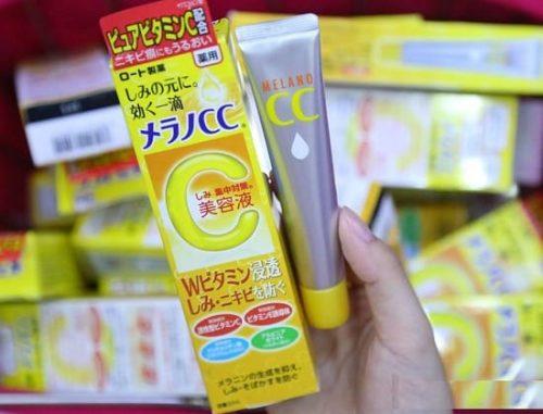 Top 10 serum Vitamin C của Nhật tốt nhất
