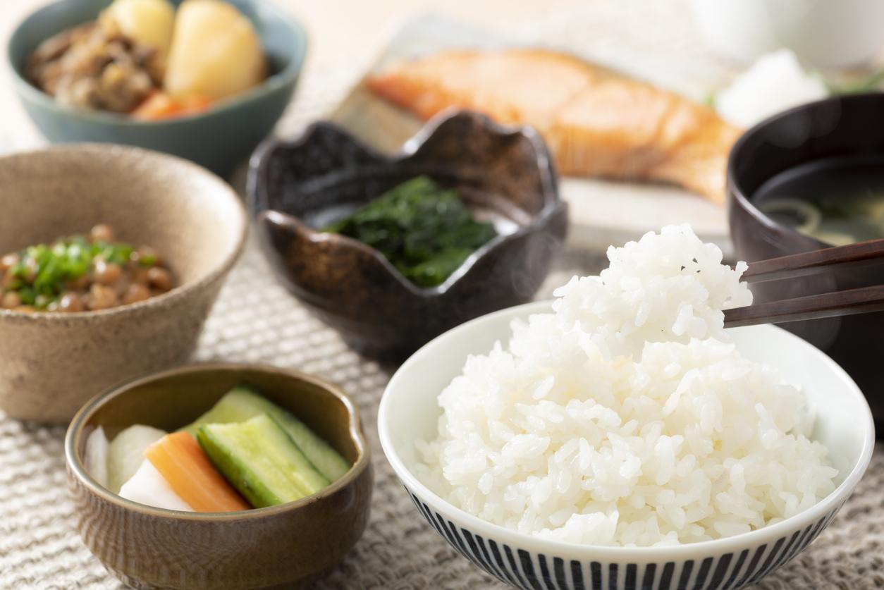 chế độ ăn uống của người Nhật