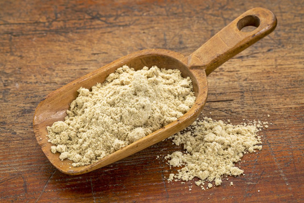 dưỡng da bằng cám gạo